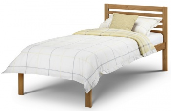 Slocum Bed Antique Pine - Single