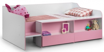 Stella Low Sleeper - Pink