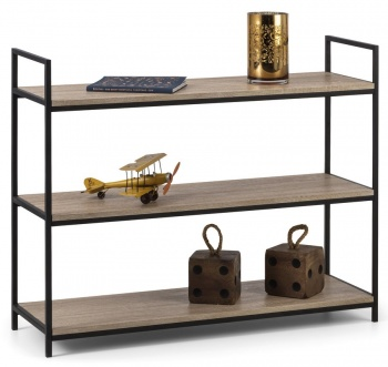 Tribeca Low Bookcase