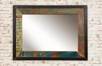 Urban Chic Large Wall Mirror