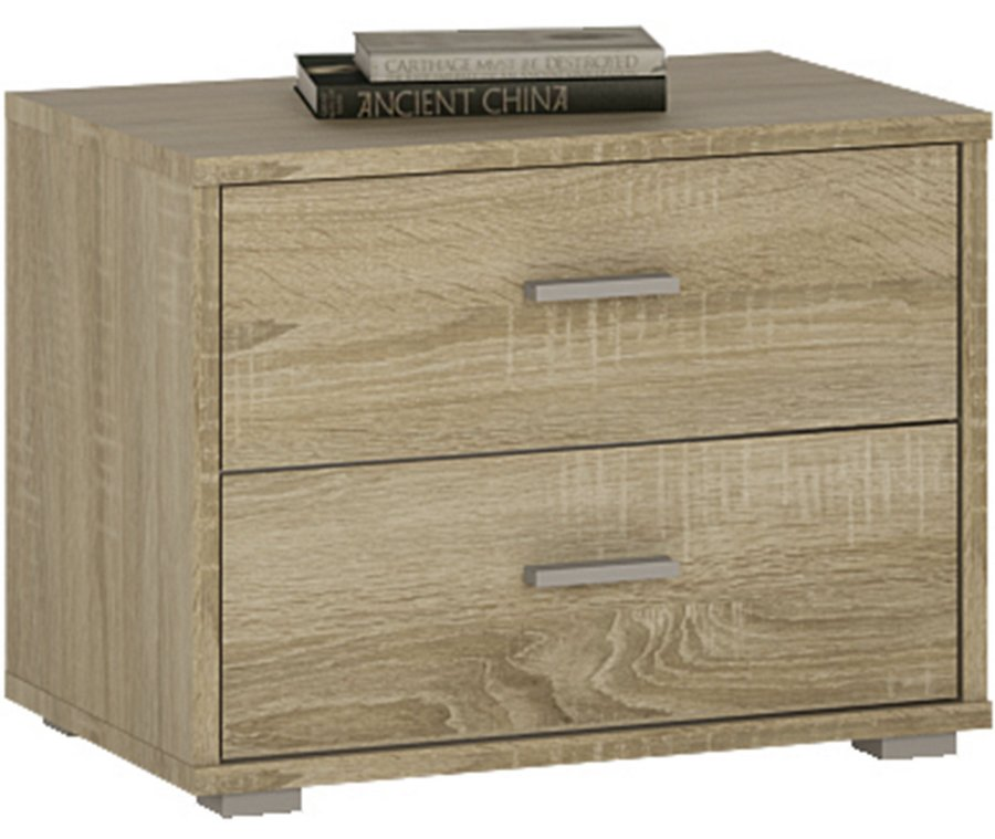 4 You Bedside Cabinet - Sonama Oak