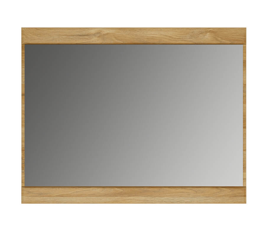 Cortina Wall Mirror Grandson Oak Effect