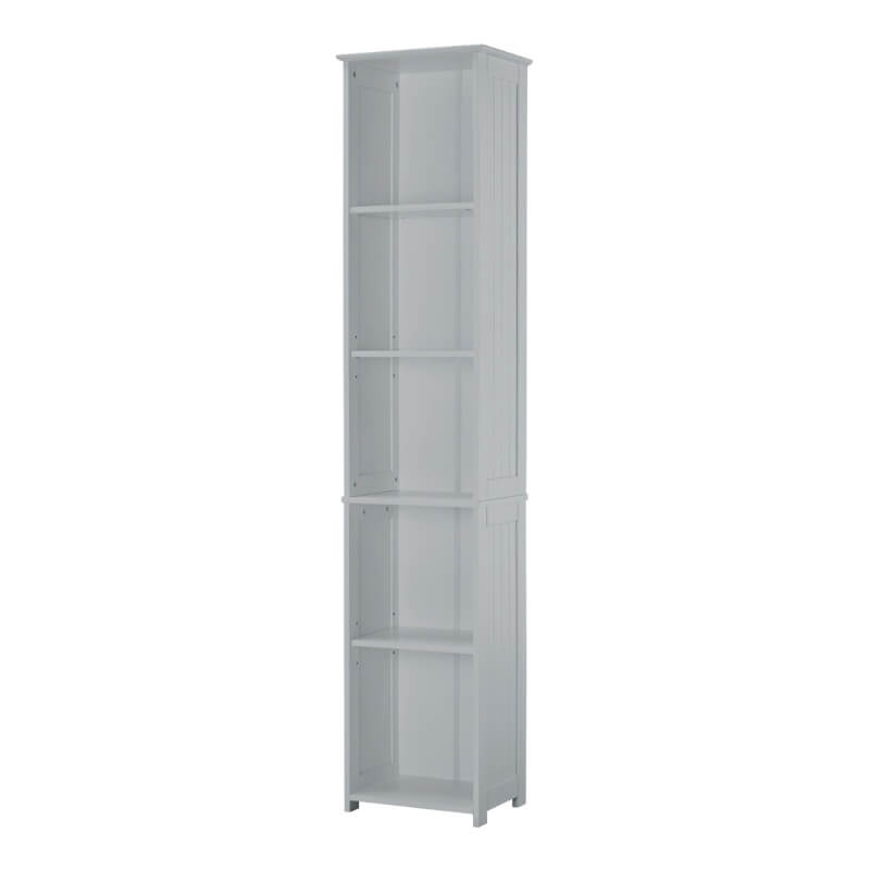 Alaska Grey Tall Bathroom Unit