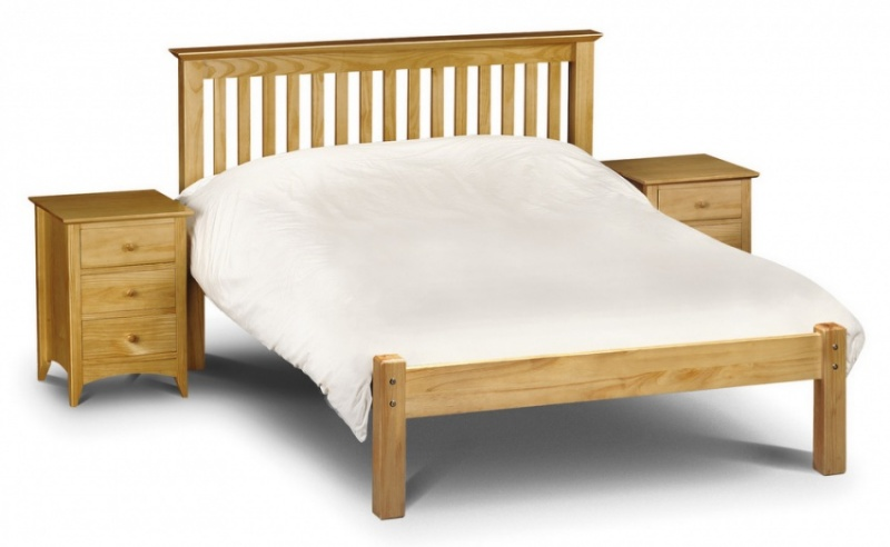 Barcelona Pine King-Size Bed Frame