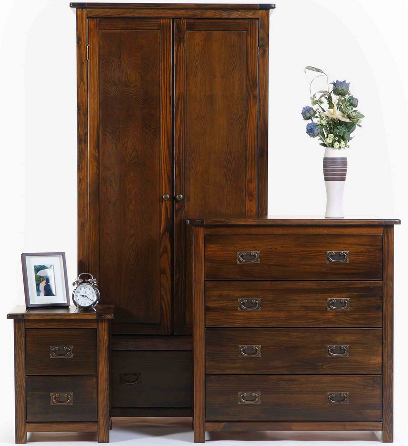Abdabs Furniture Boston Country House Bedroom Set
