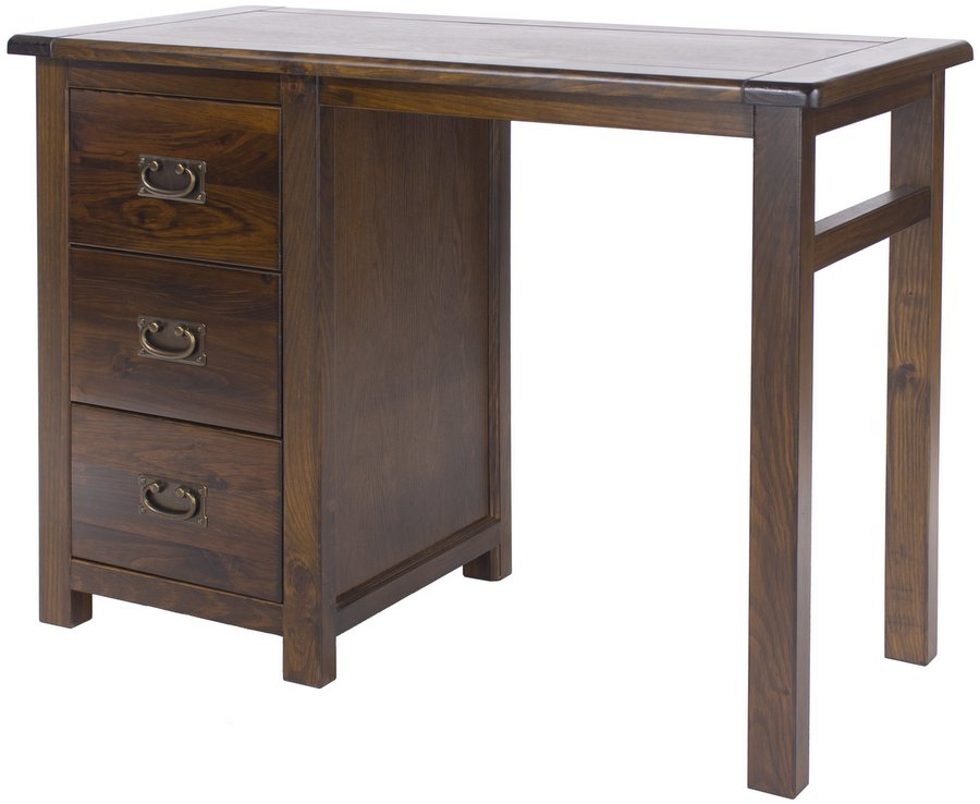 dark wood vanity table. Boston Country House Dark Dressing Table Abdabs Furniture