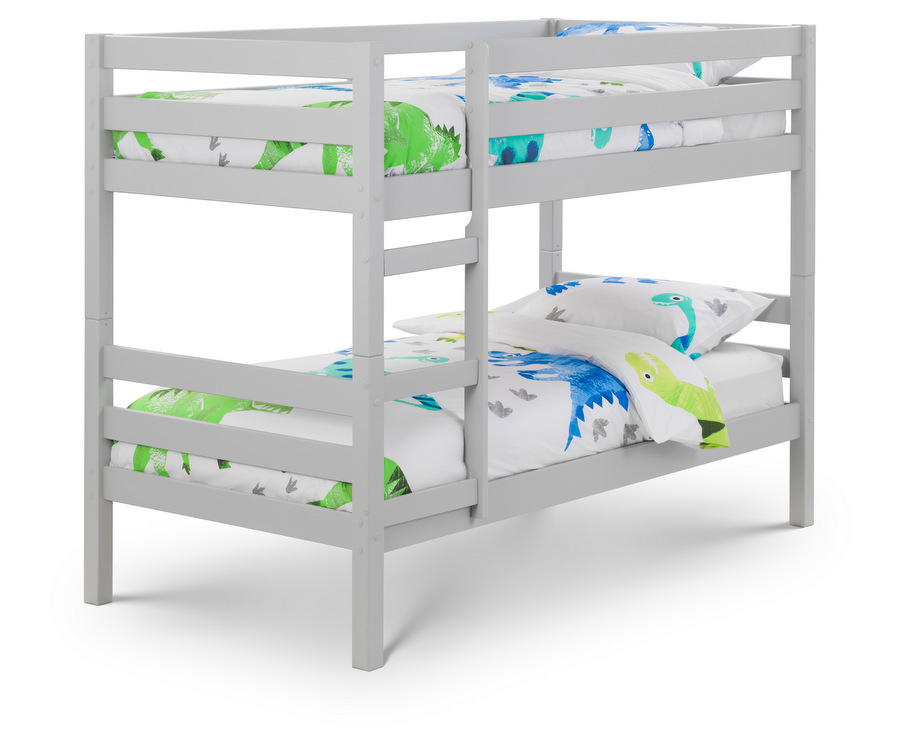 Camden Dove Grey Bunk Bed