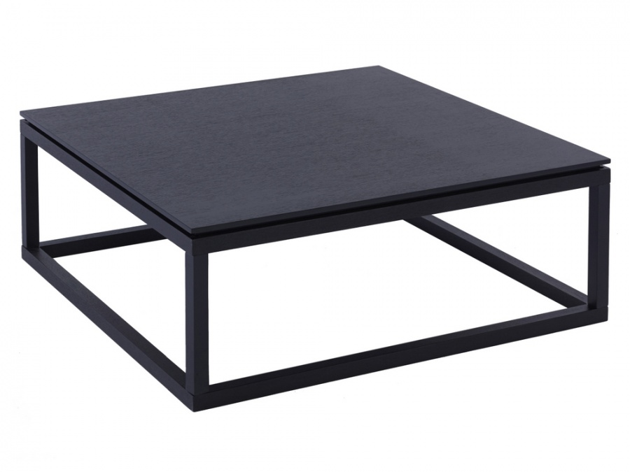 Large Black Coffee Table Part - 19: Cordoba Square Coffee Table