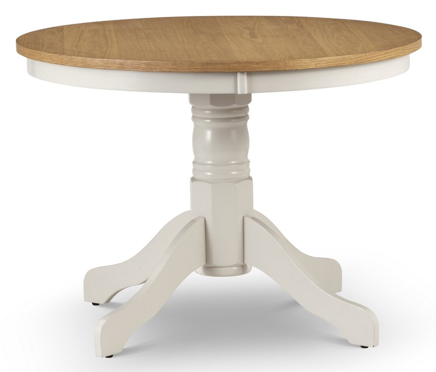 Abdabs Furniture Davenport Round Pedestal Dining Table