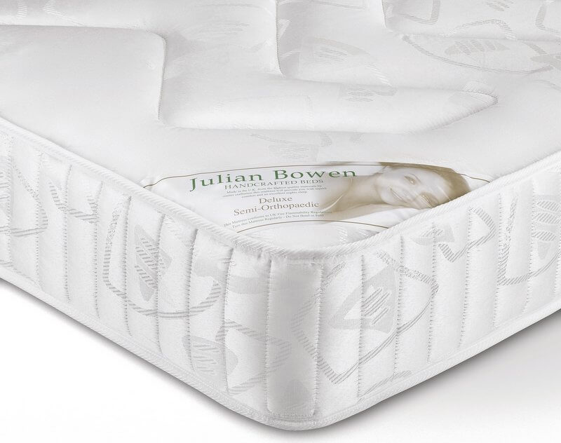 Deluxe Semi Orthopaedic Single Mattress