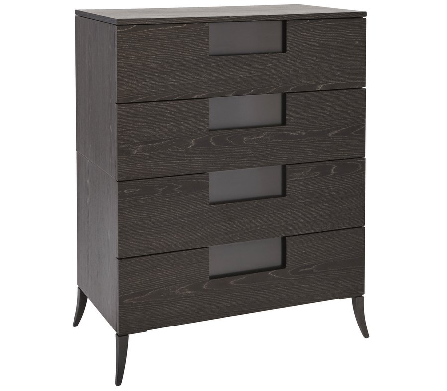 Fitzroy Wide Four Drawer Chest