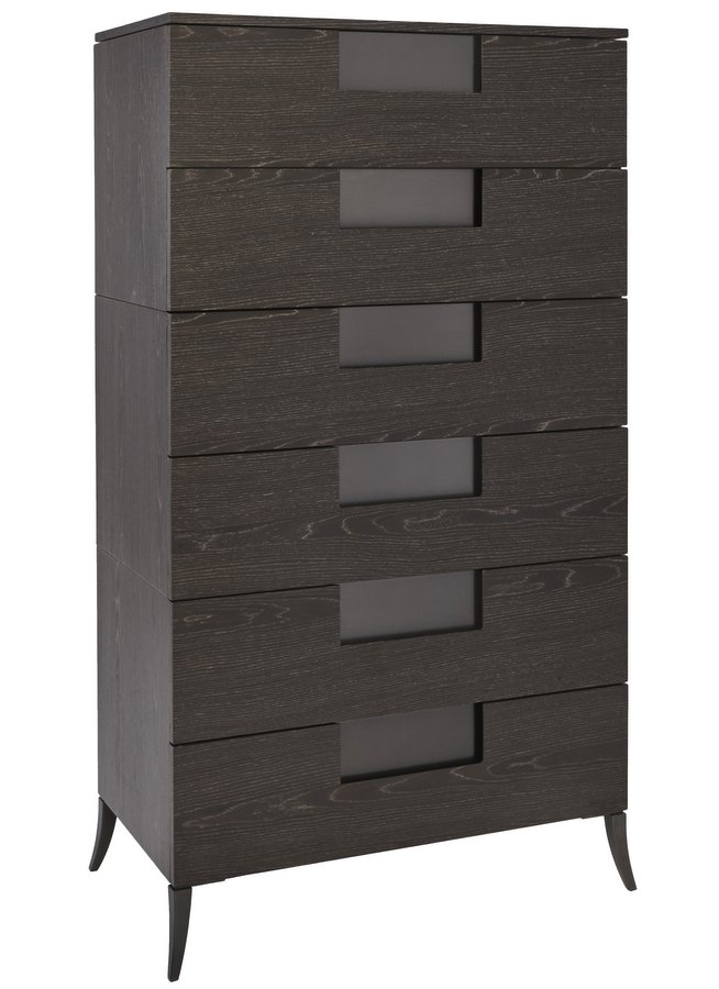 Fitzroy Wide Six Drawer Chest