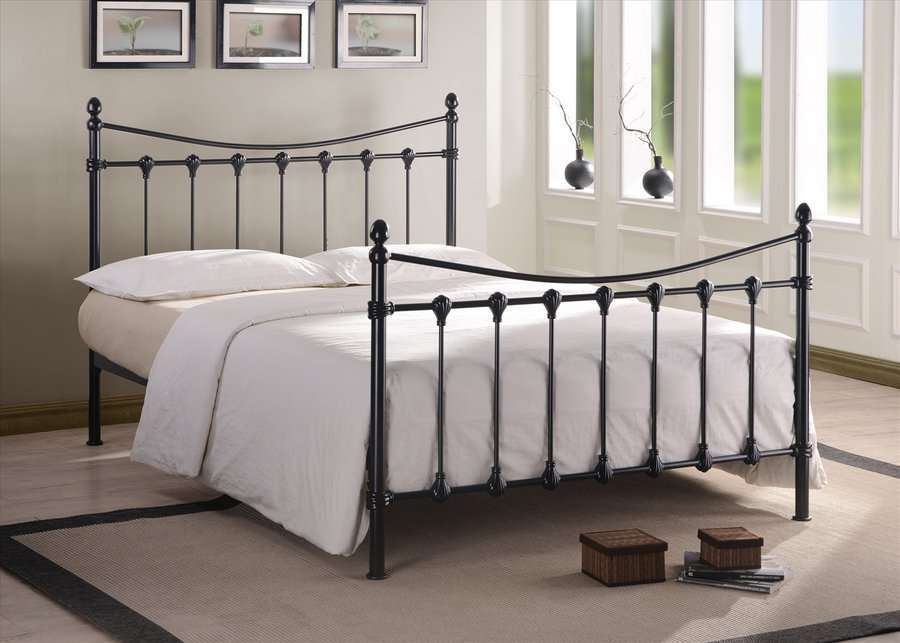 Florida Double Metal Bed Frame