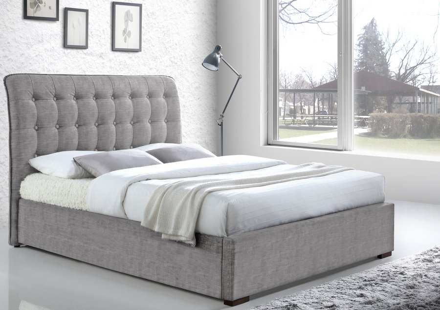 Hamilton Fabric Bed Frame - King-Size
