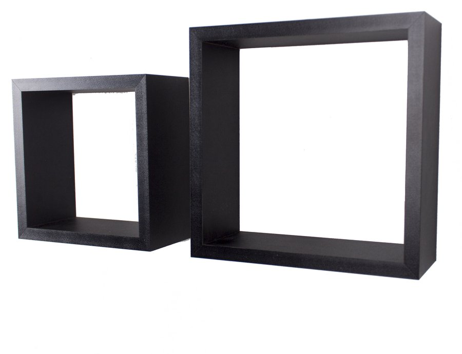 Hudson 2 Cube Shelf Kit