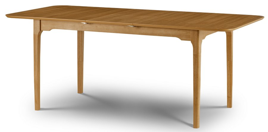 Ibsen Extending Dining Table - Oak Finish