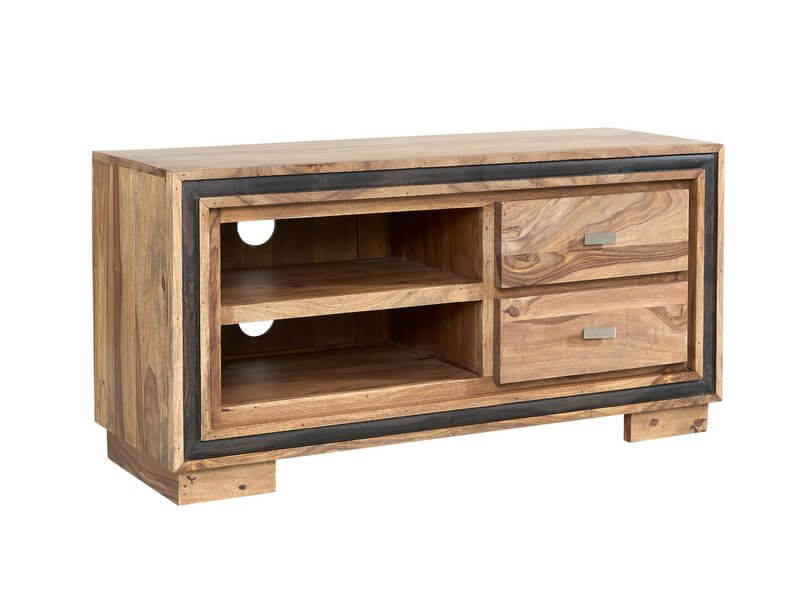 Jodhpur Sheesham TV Cabinet - Solid Sheesham Wood