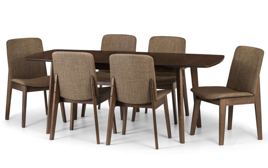 Kensington Extending Dining Table & 6 Chair Set