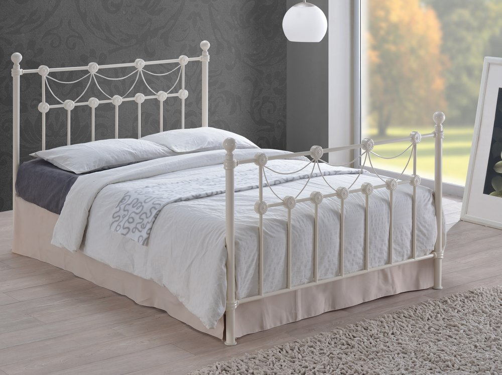 Omero Metal Bed King-Size