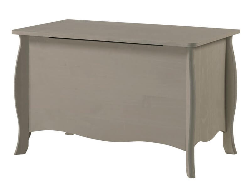 Provence Grey Storage Trunk