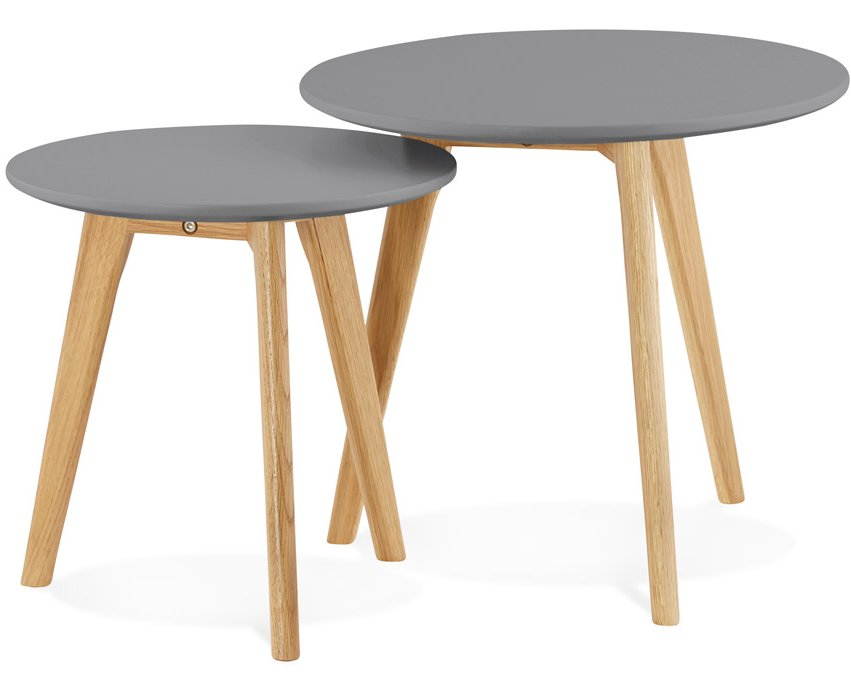 Scandi Nest of Tables