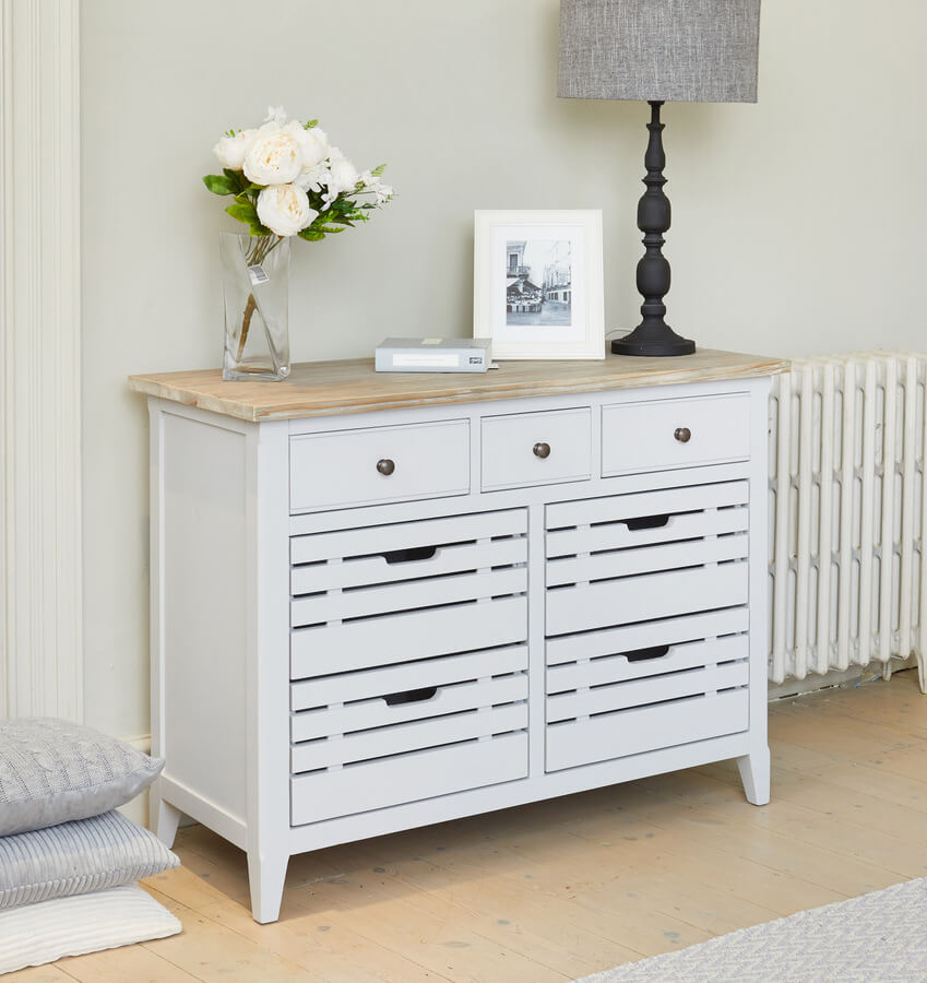 Signature Grey Sideboard / Servery