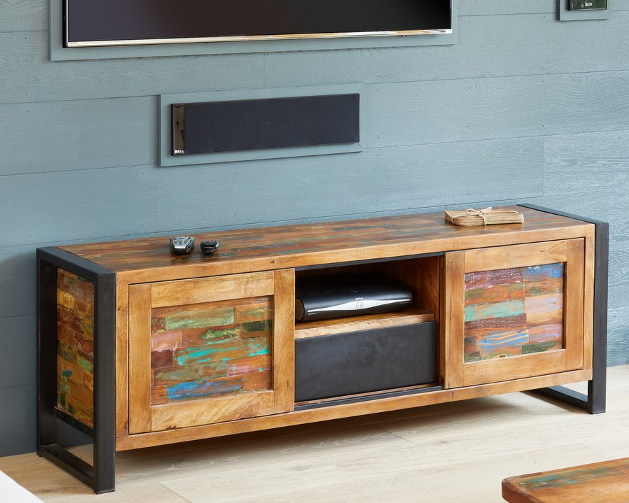 Urban Chic Widescreen Television Cabinet