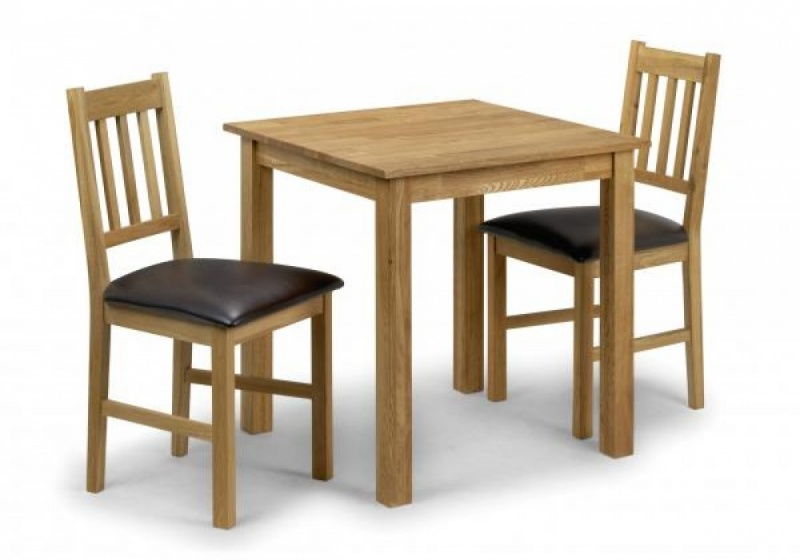 Abdabs Furniture - Coxmoor Solid Oak Square Dining Table ...
