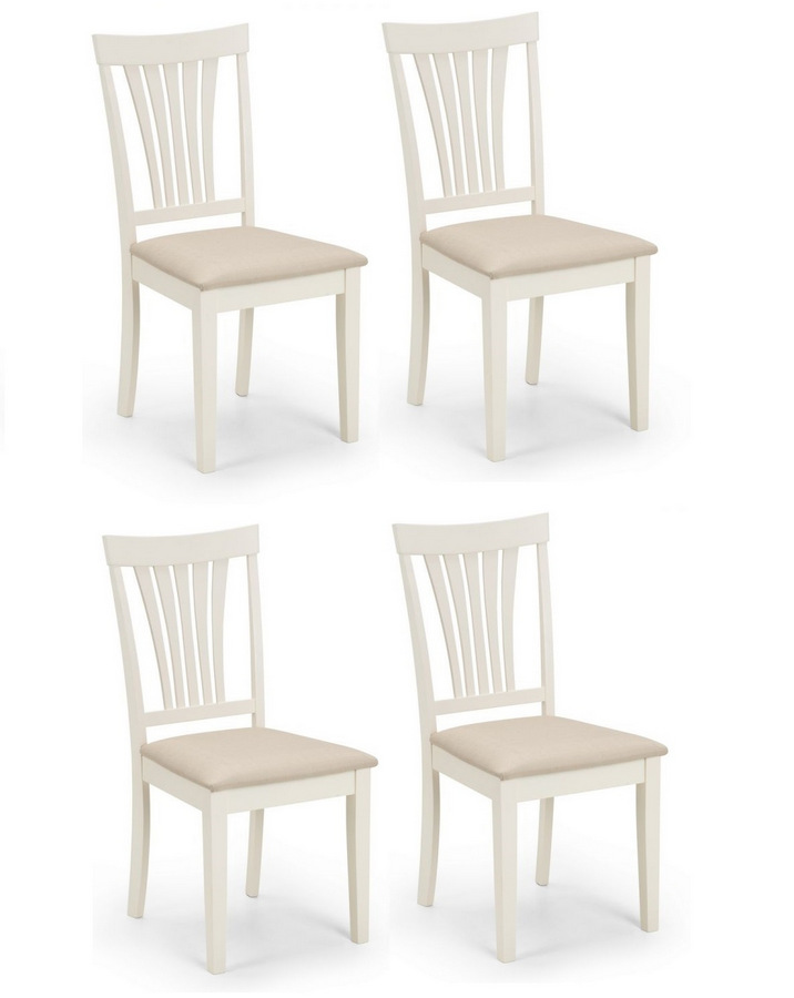 Stamford Ivory Dining Chairs - Set of 4